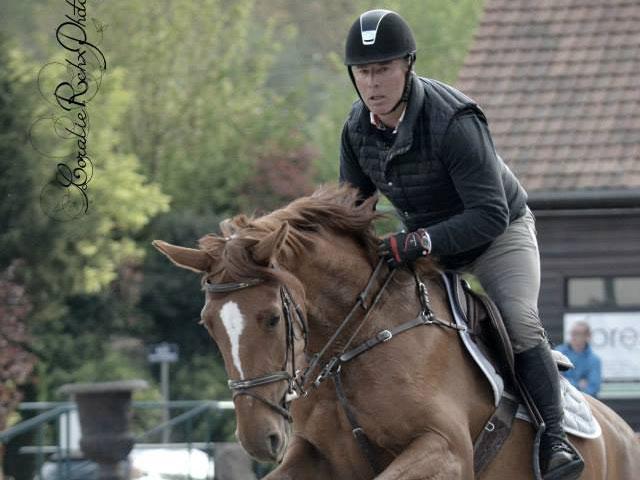 Olivier Delsarte Directeur Club d'équitation Gros Chêne à Bousbecque