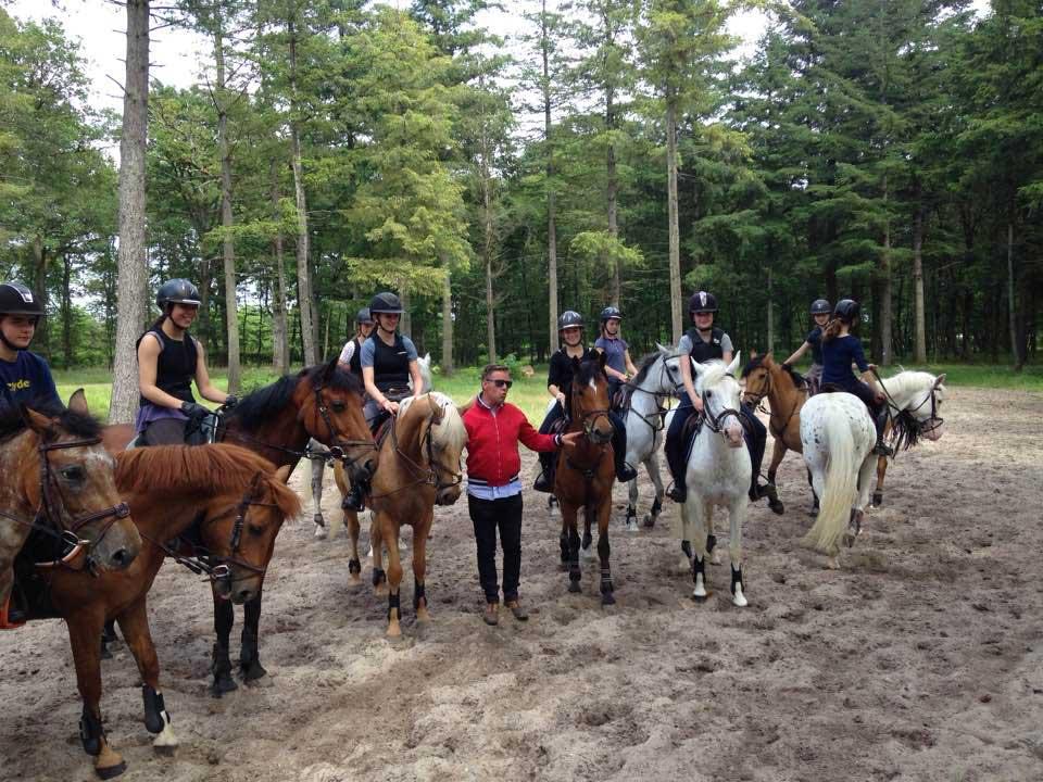 École équitation du Gros Chêne Bousbecque les stages